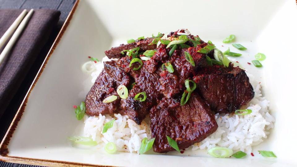 Beef Bulgogi (Korean-Style Barbecue) Video