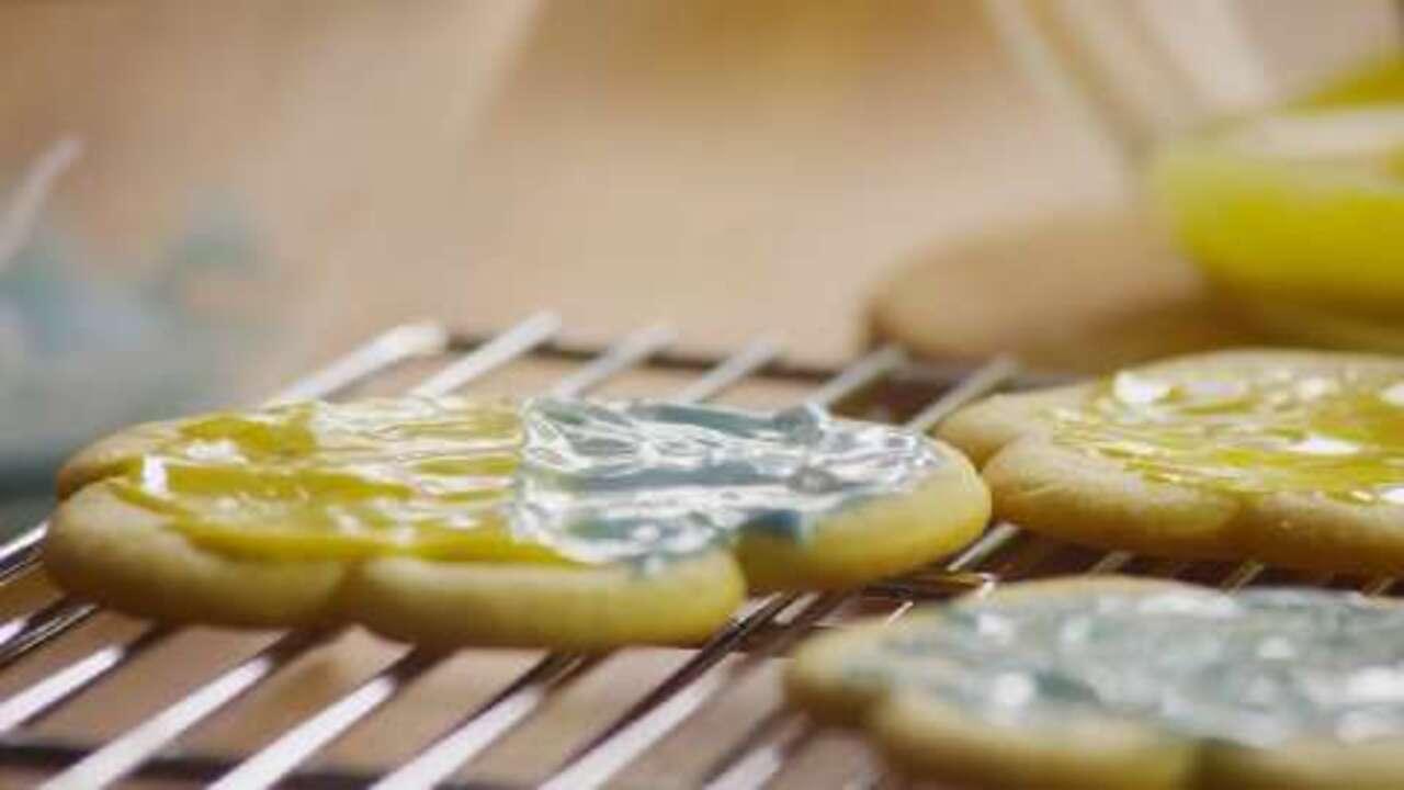 Sugar Cookie Icing Recipe - Allrecipes com