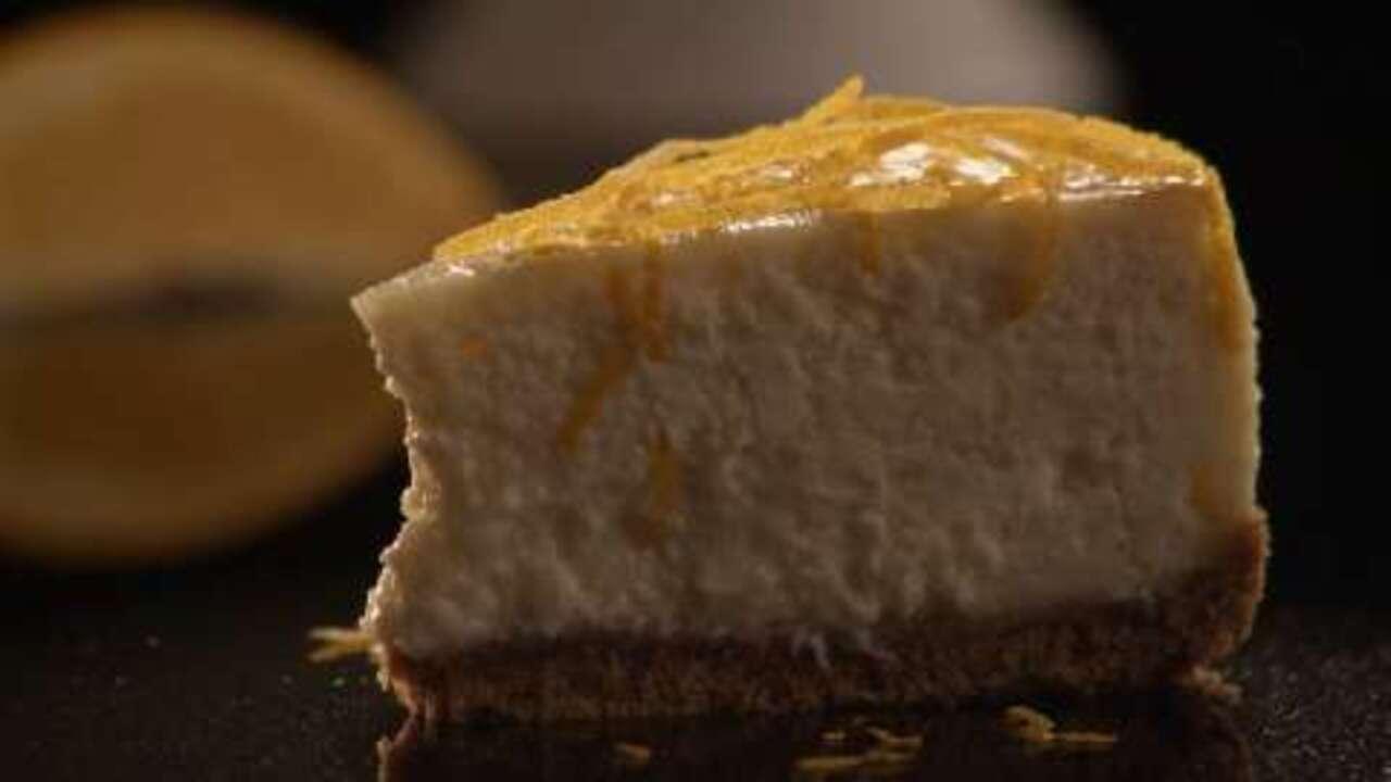 chantals new york cheesecake video