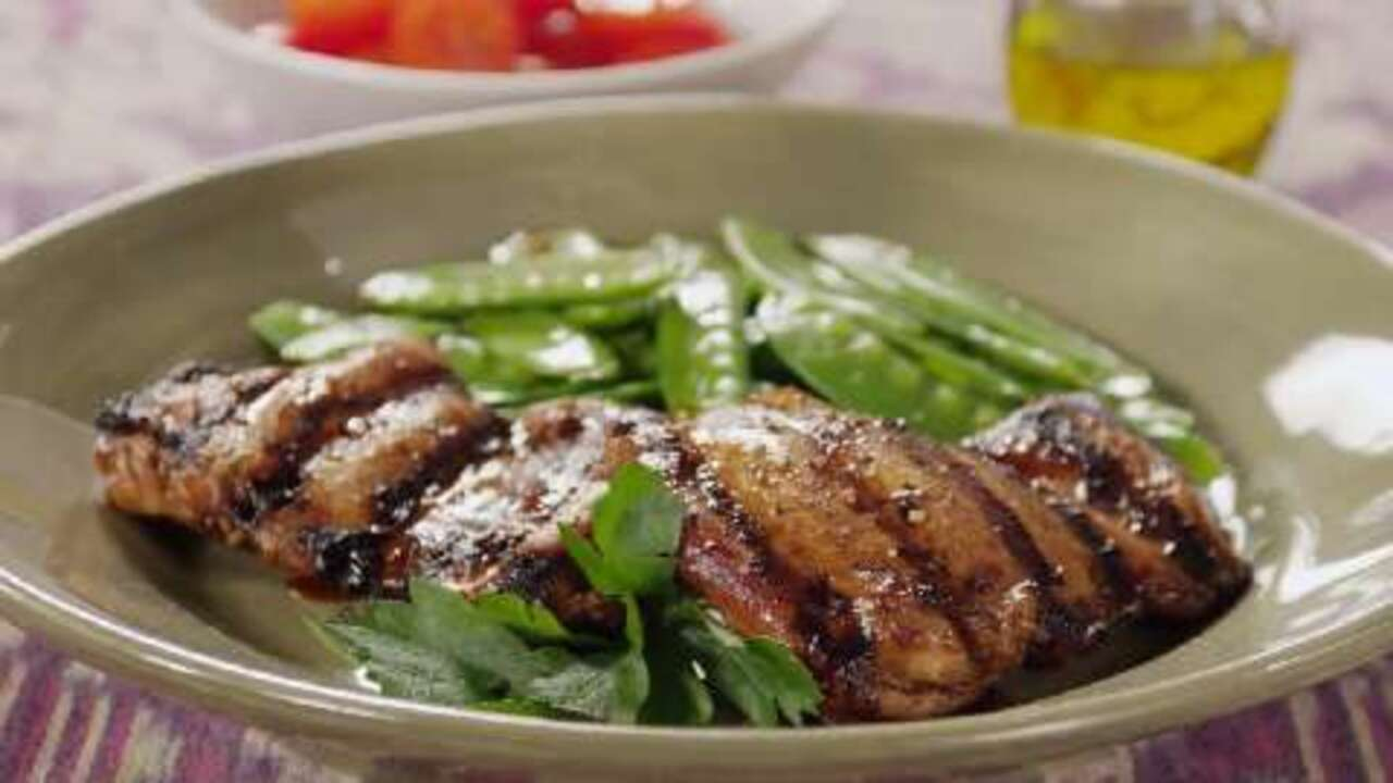 Delectable Marinated Chicken Video