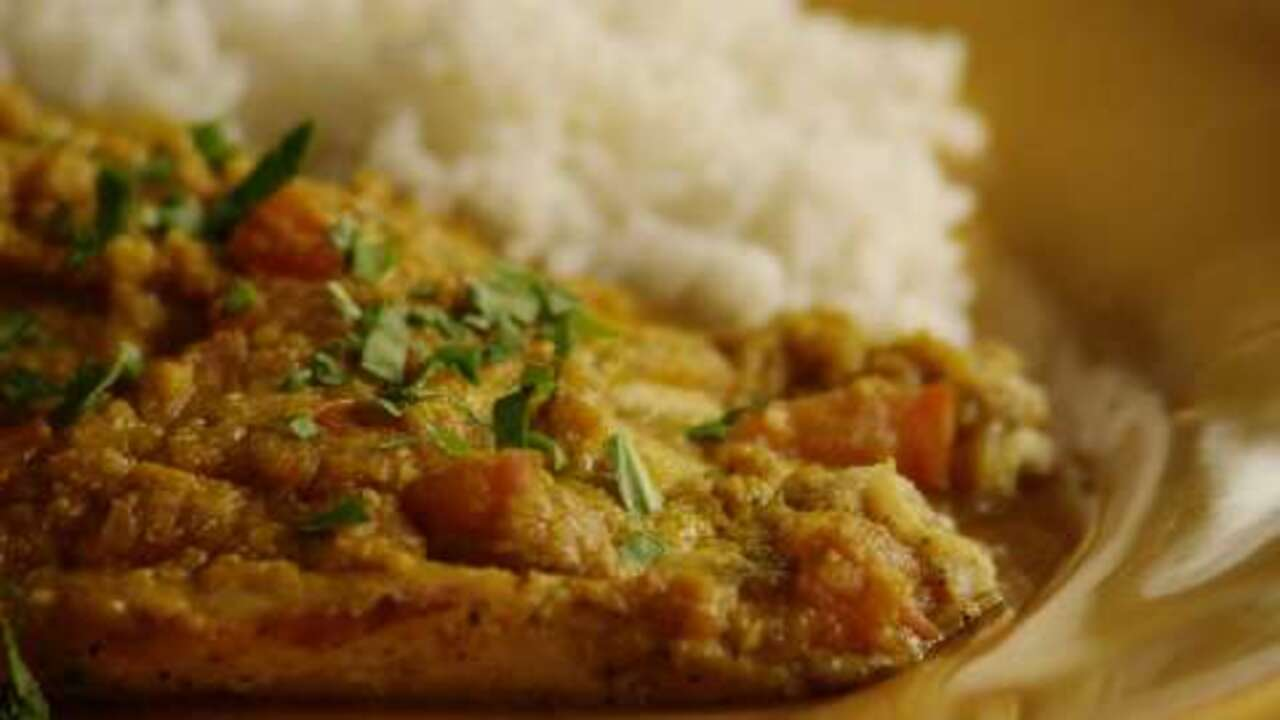 Indian Fish Curry Video