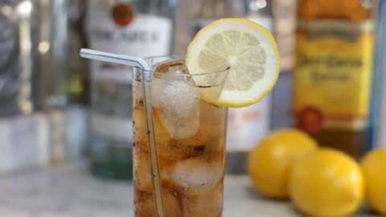 how to make long island iced tea video