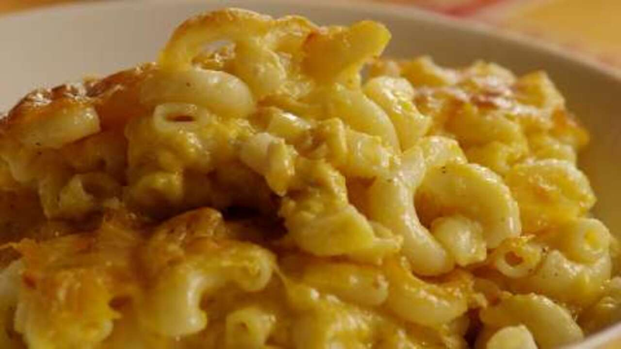 low fat mac and cheese with evaporated milk