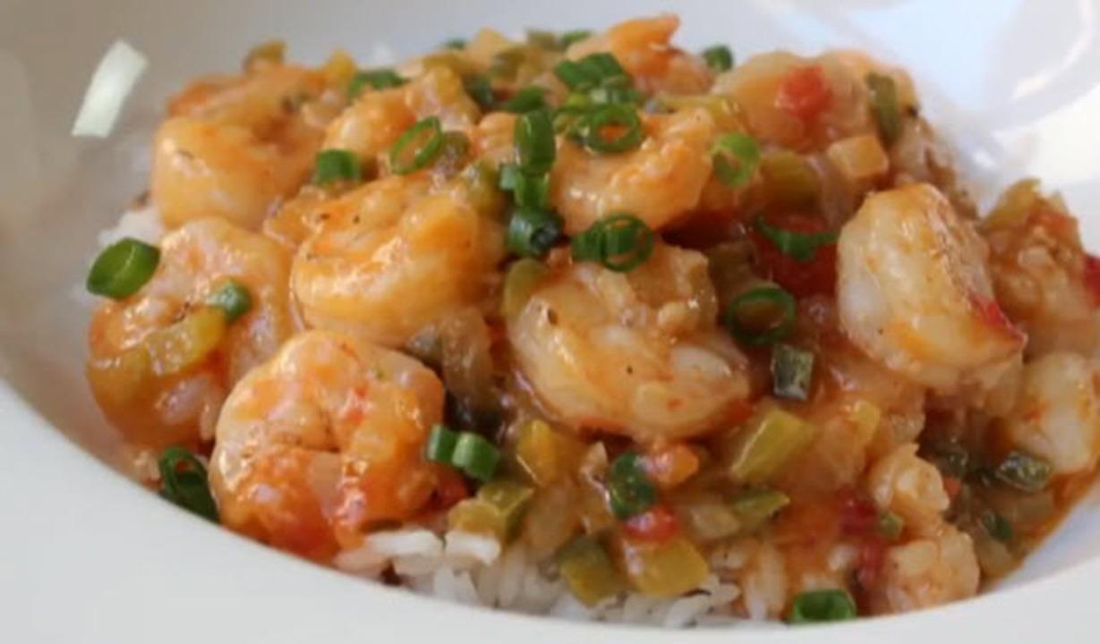 Chef John's Shrimp Etouffee Video