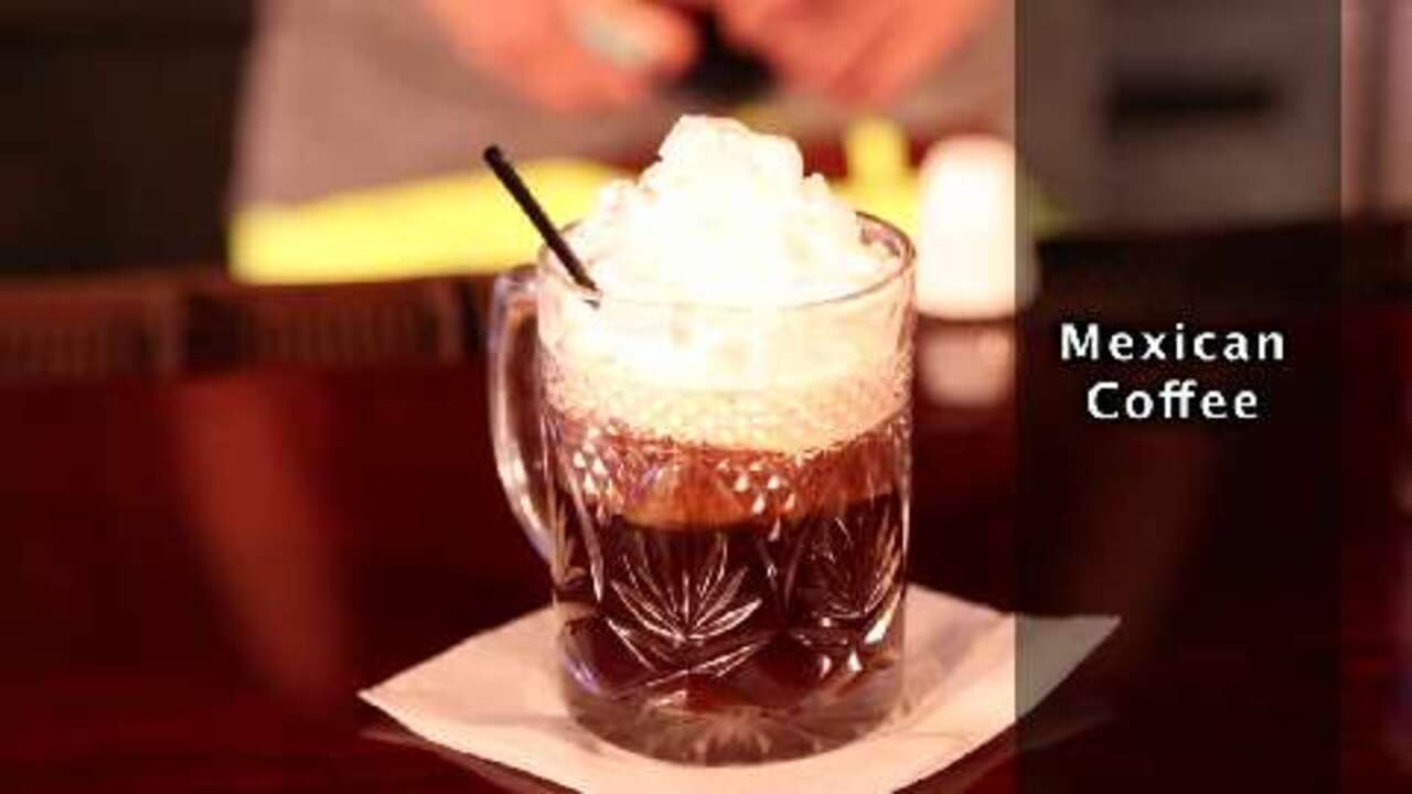 mexican coffee video
