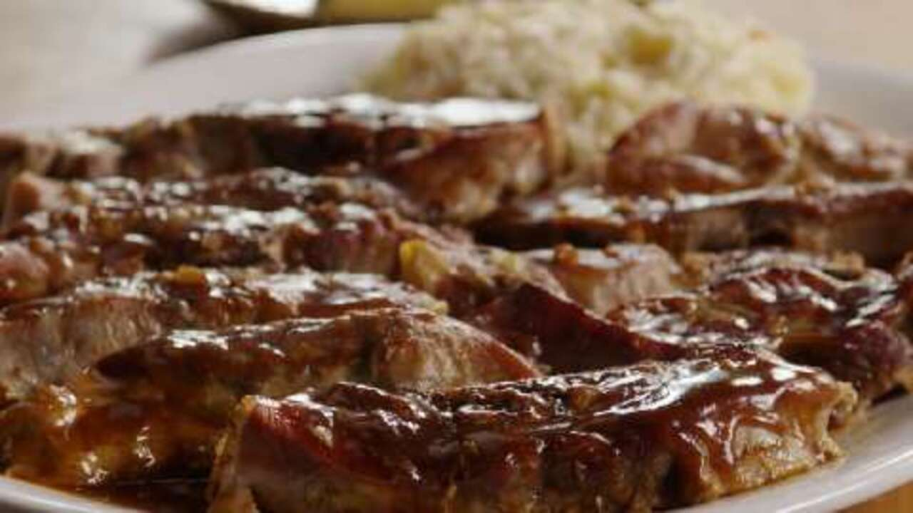 bbq country style ribs video