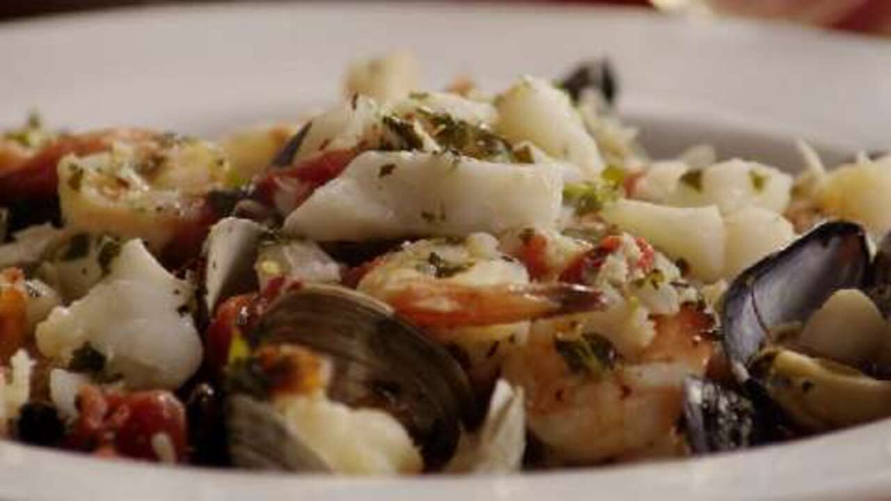 how to make cioppino recipe video