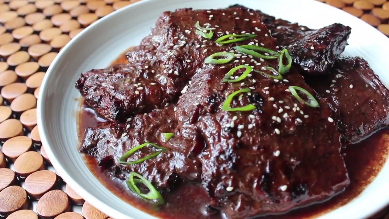 Grilled Hoisin Beef Video