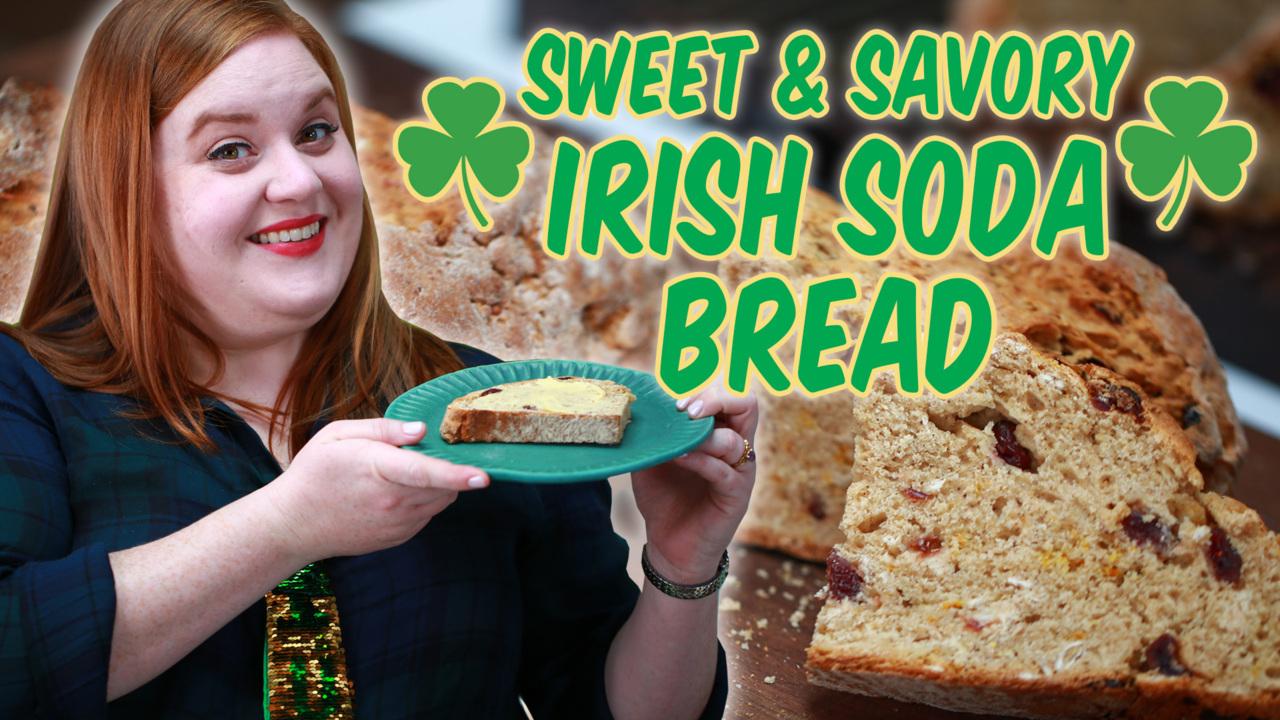 irish soda bread with buttermilk smart cookie video
