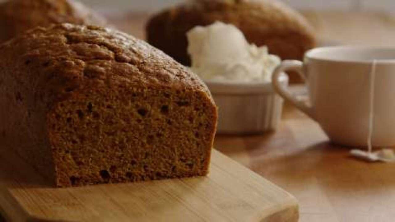 pumpkin bread iv video