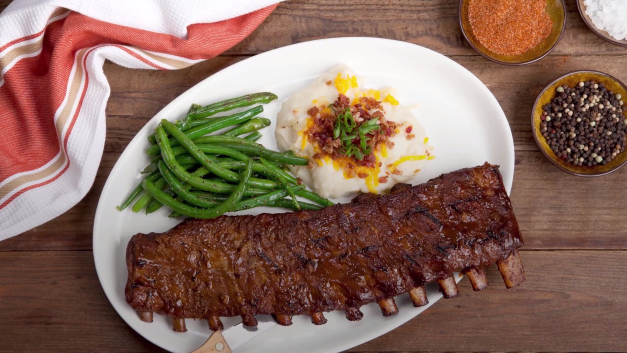 The 10 Best Side Dishes For Ribs Allrecipes
