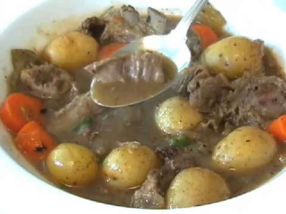 how to make irish stew video