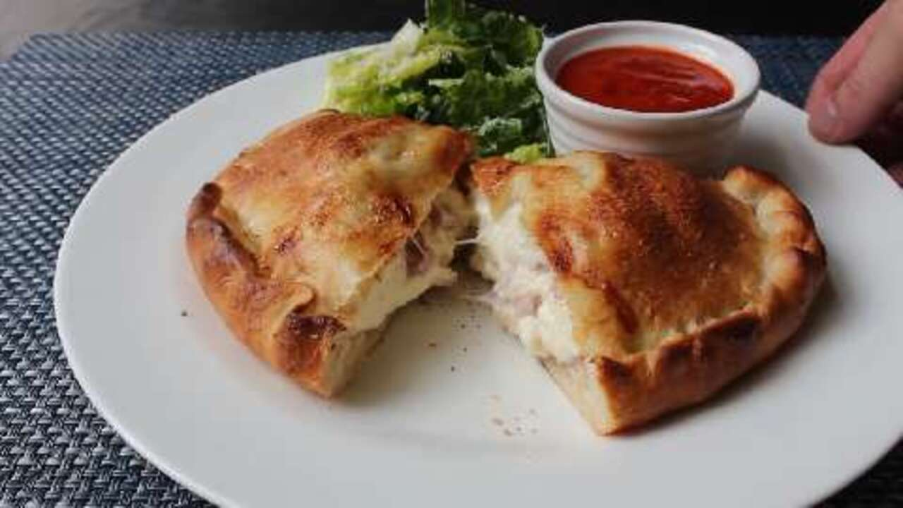 Vegan Food Calzone Recipe Which Month