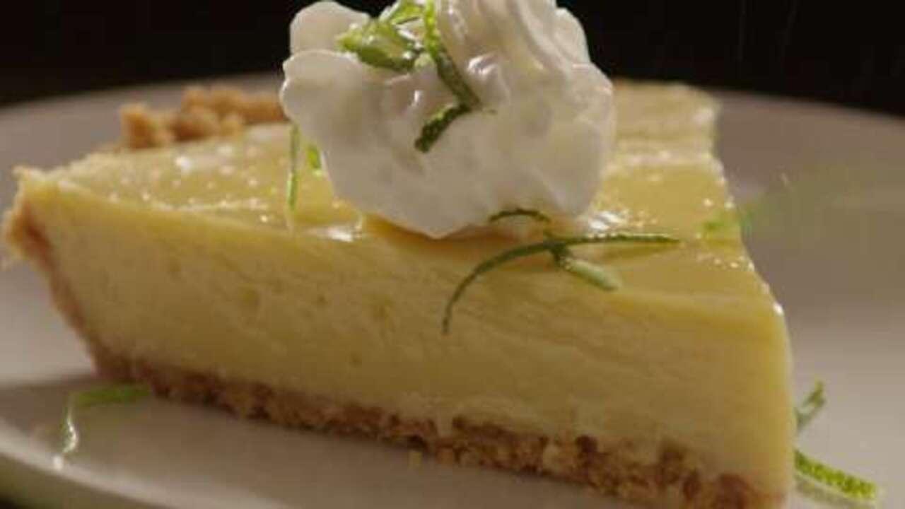 easy key lime pie i video