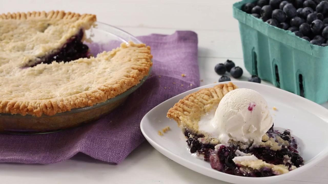 marry me blueberry pie video