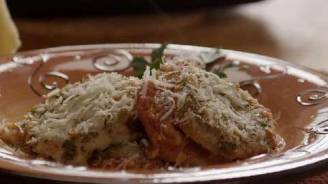 eggplant parmesan ii video