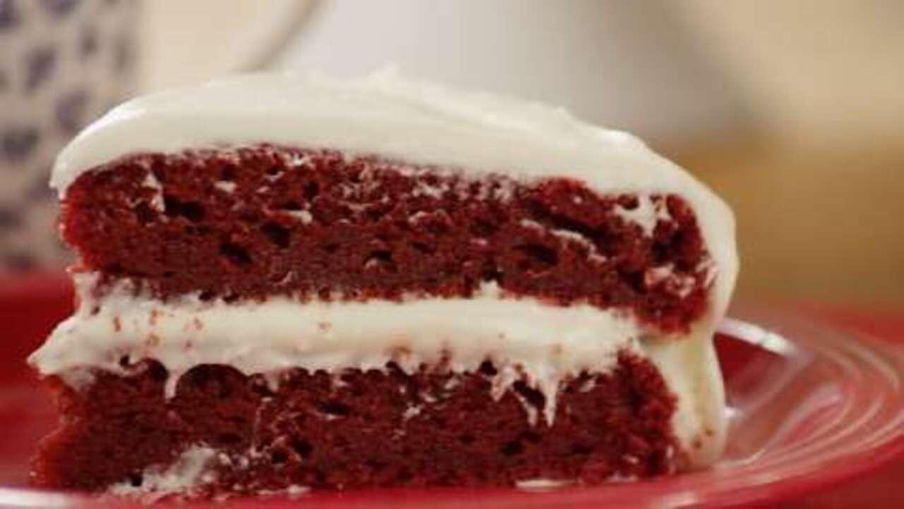 Gluten Free Red Velvet Cake Video Allrecipes Com