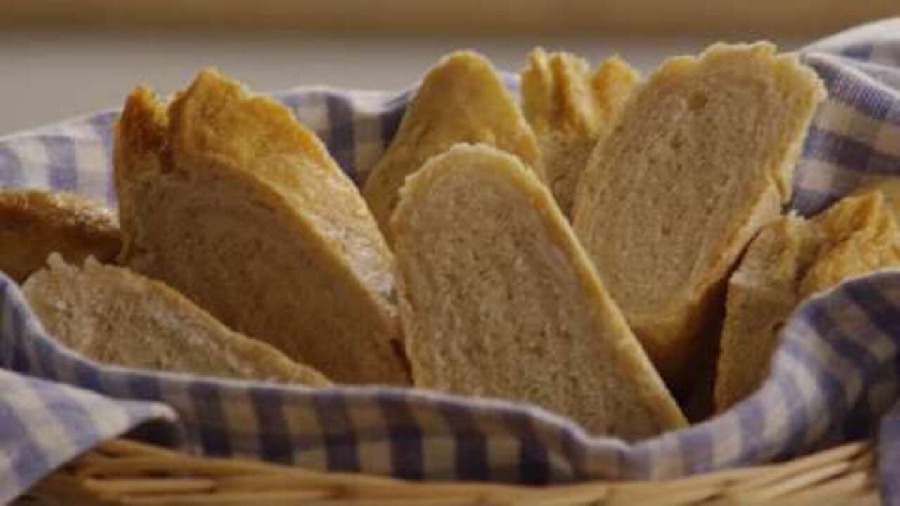 french bread video