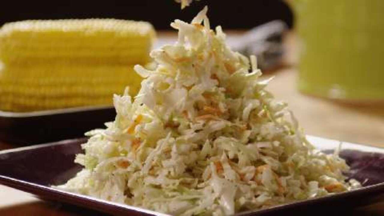 Restaurant-Style Coleslaw I Video