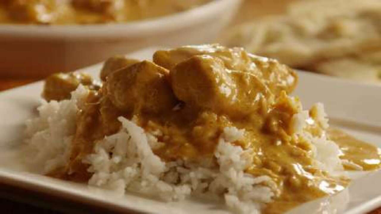 Easy Indian Butter Chicken mn