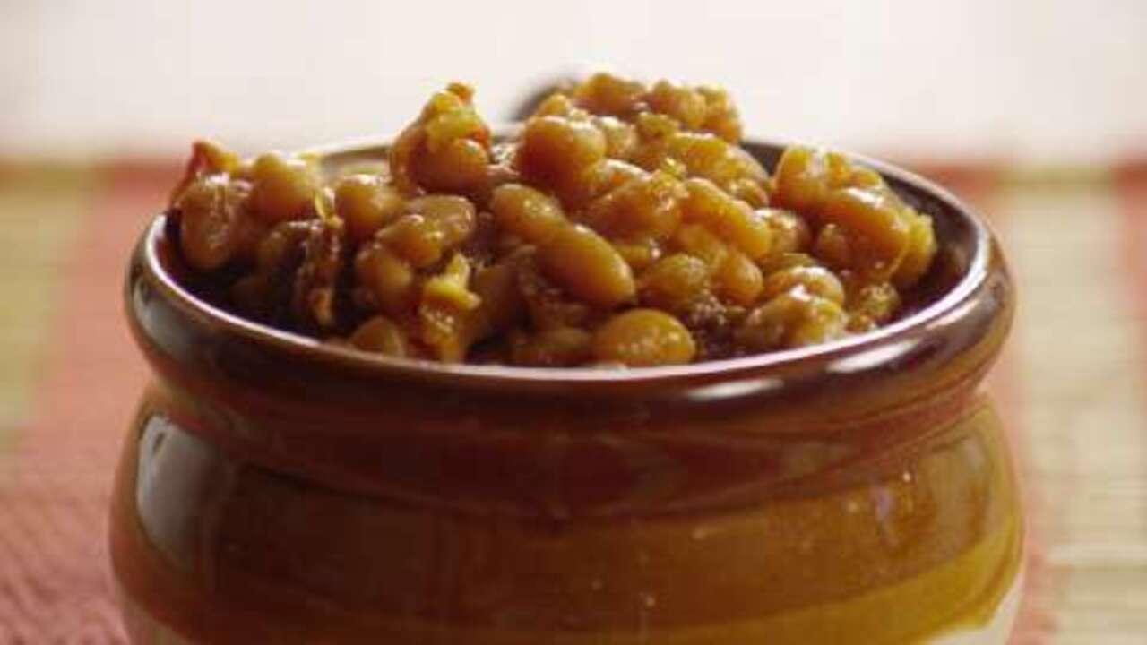 boston baked beans video