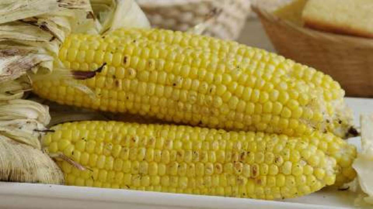 grilled corn on the cob video