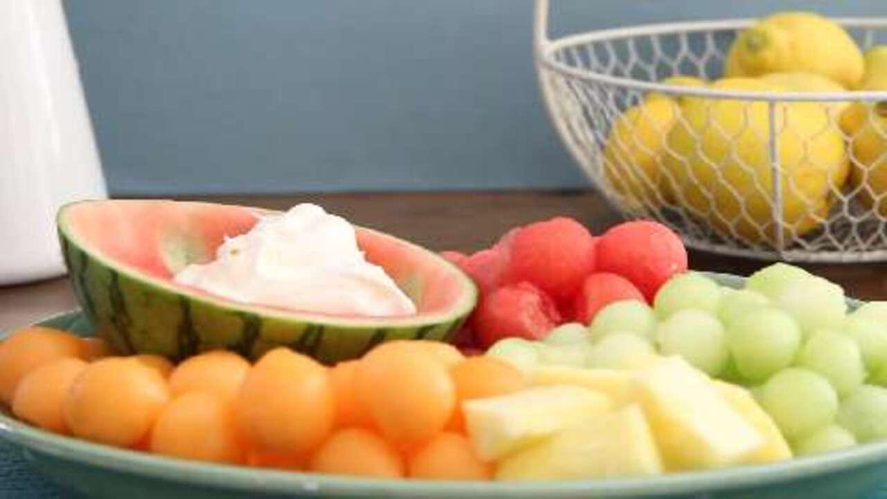 fruit dip ii video
