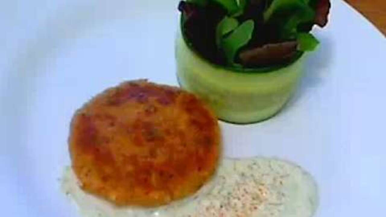 chef johns salmon cakes video