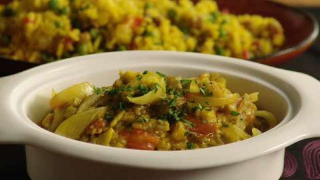 indian eggplant bhurtha video