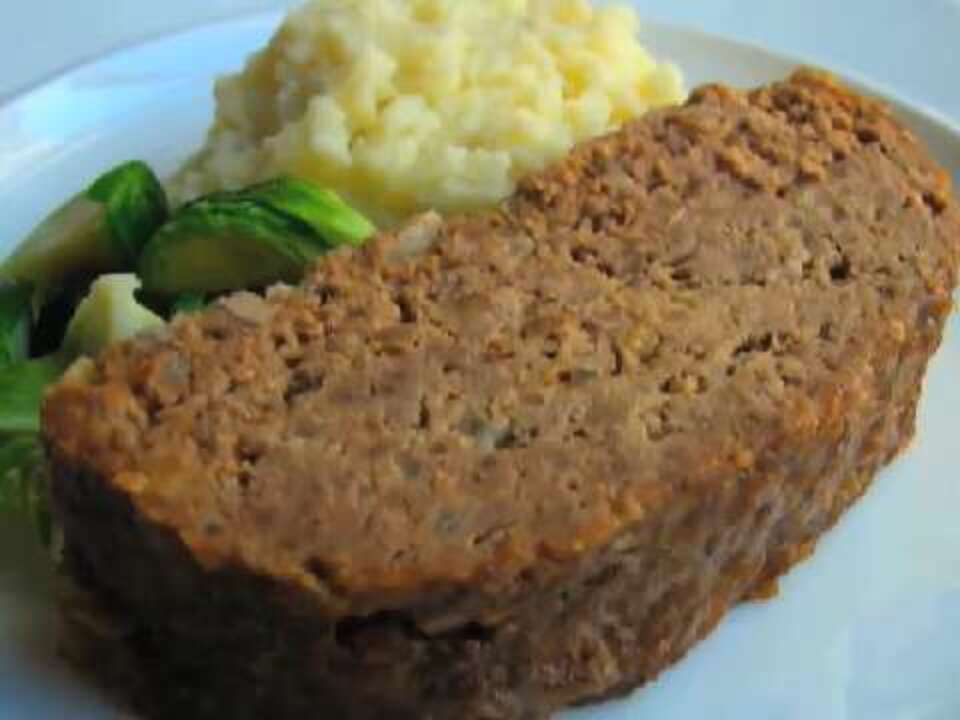 savory buttermilk meatloaf video