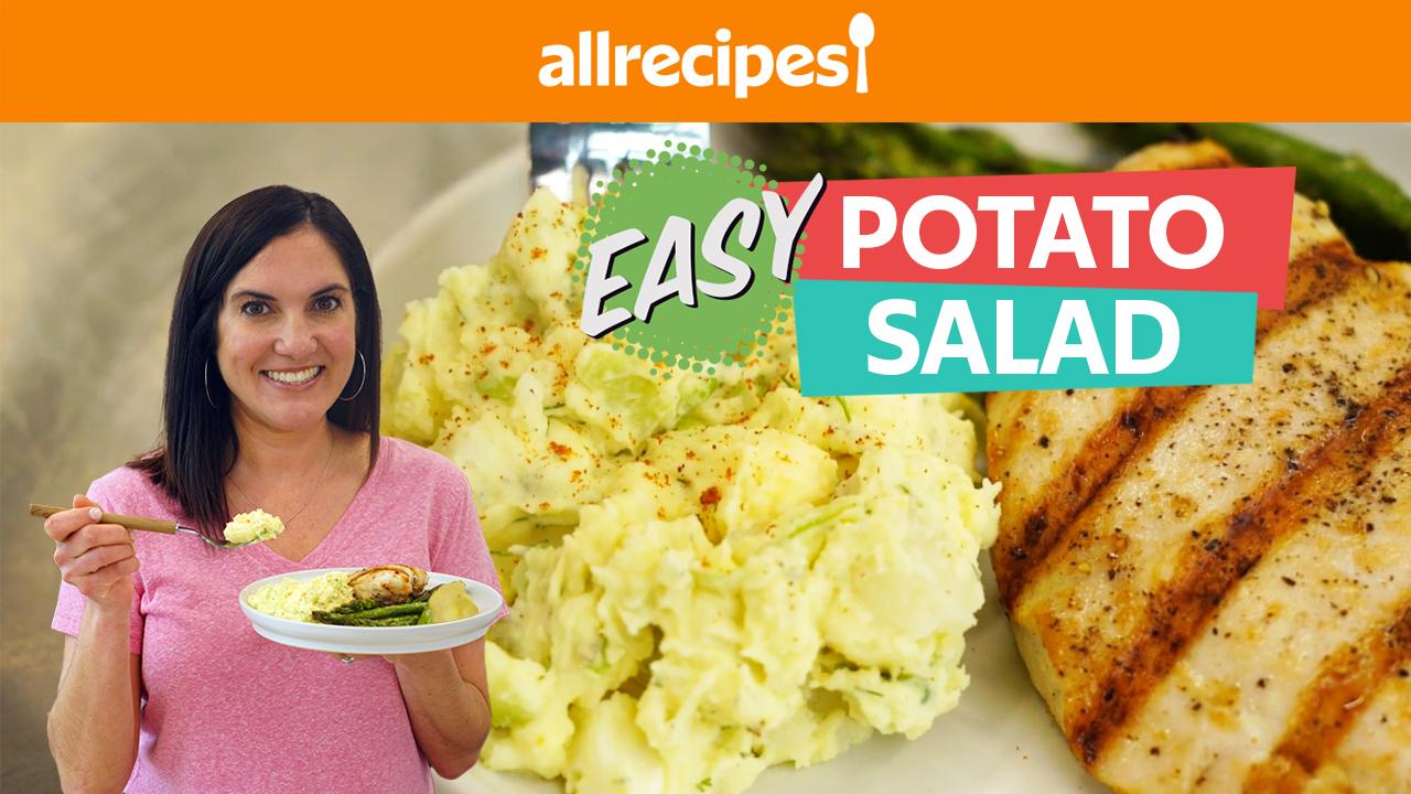 Potato Salad With Dijon And Scallions Southern Living