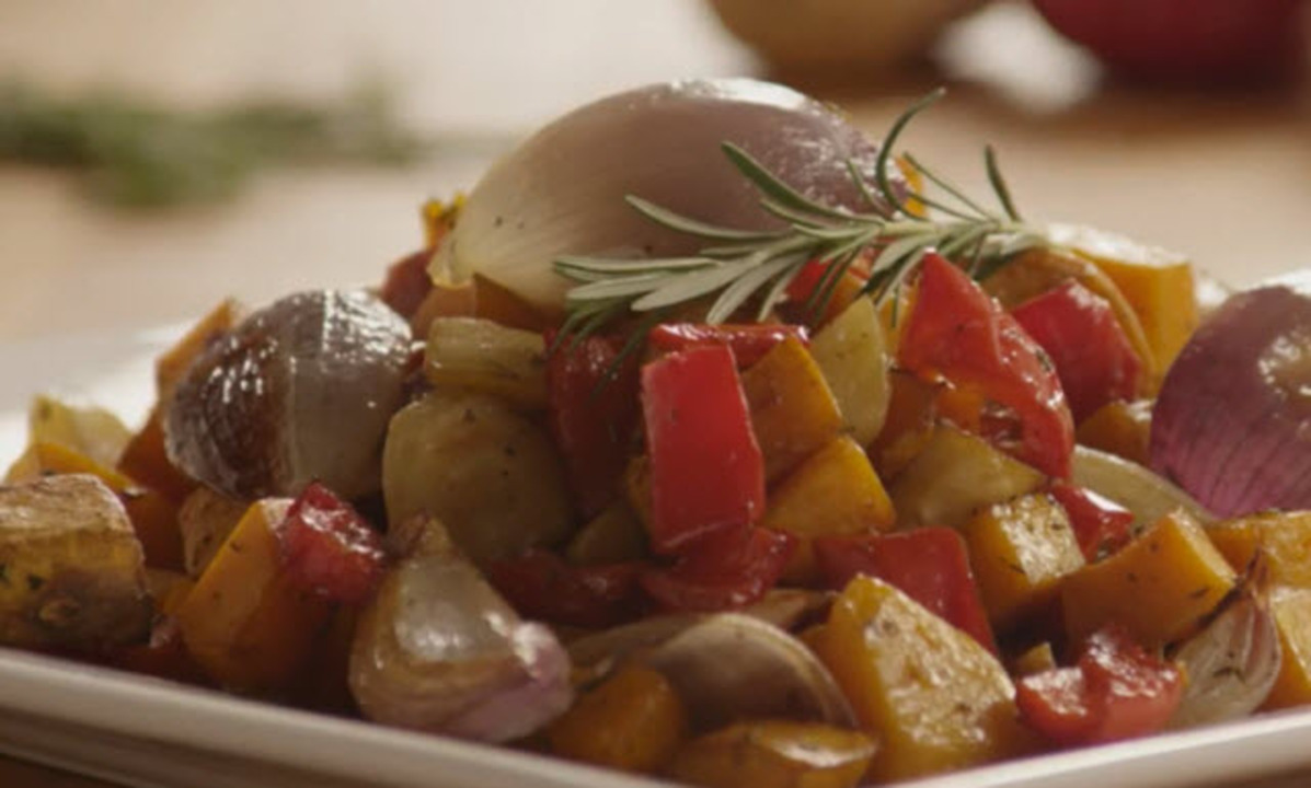 Roasted Vegetables_image