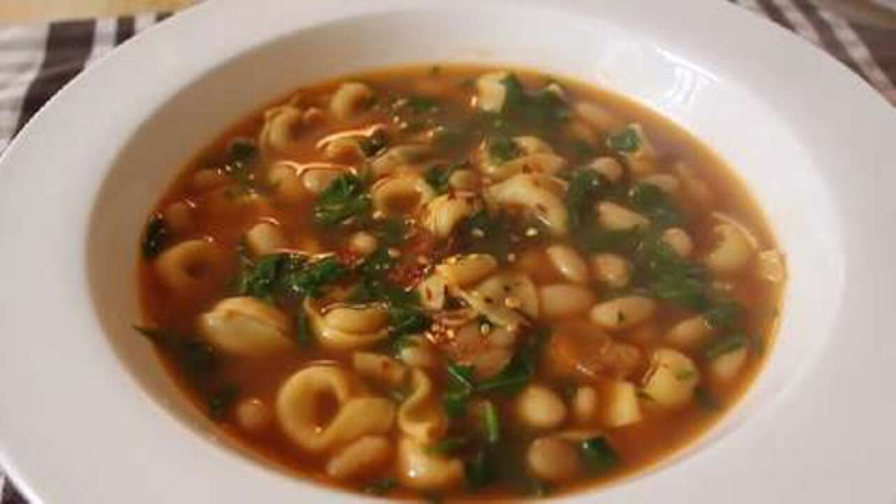 pasta fazoolander video