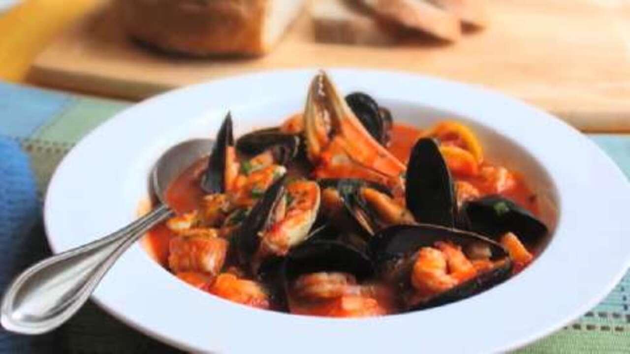 Chef John's Cioppino Video