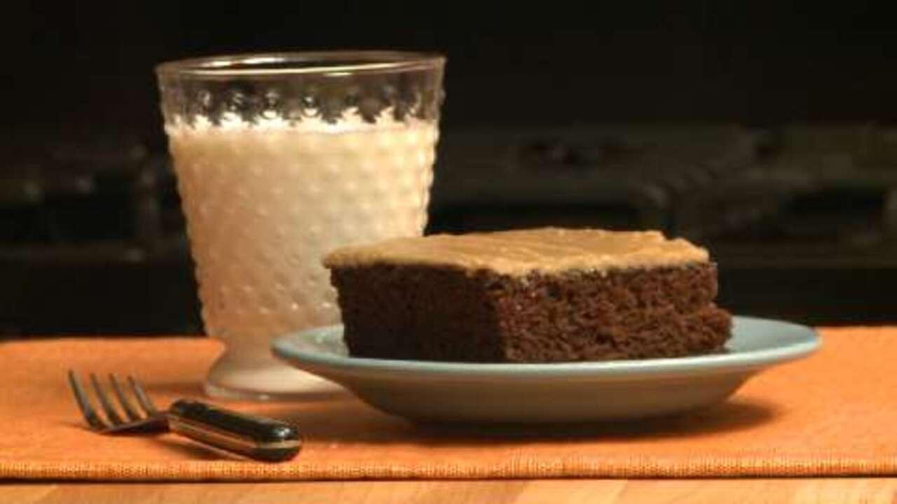 Fabulous Fudge Chocolate Cake Video
