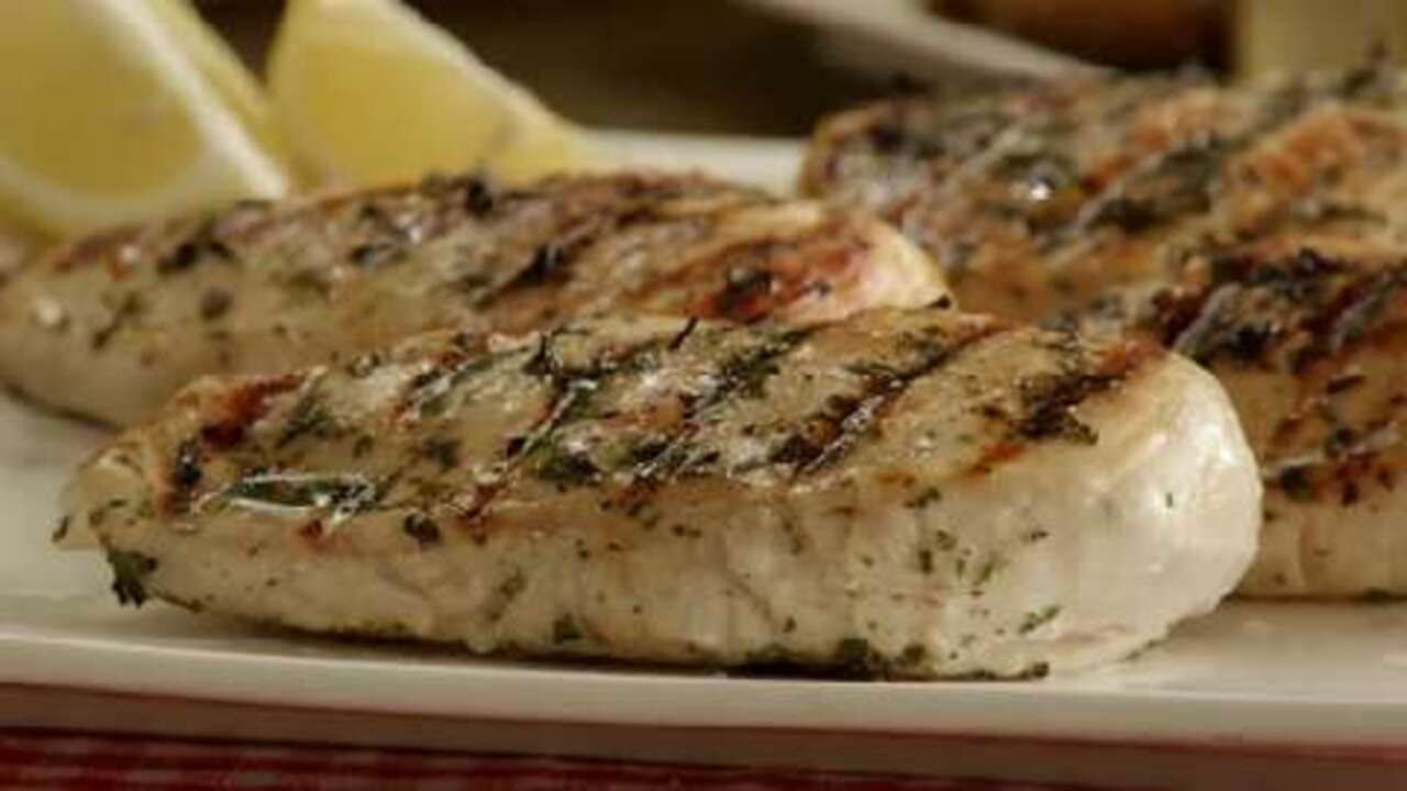 Jenny S Grilled Chicken Breasts Recipe Allrecipes Com
