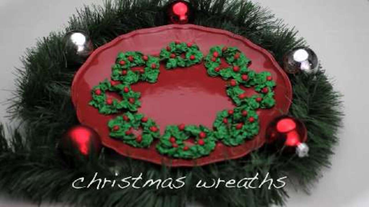 christmas wreaths recipe allrecipescom