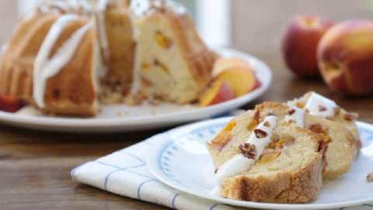 ga peach pound cake video