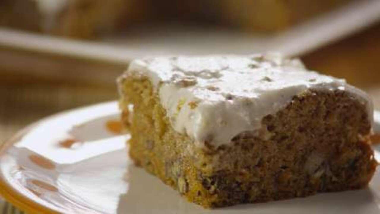 Carrot Cake III Video