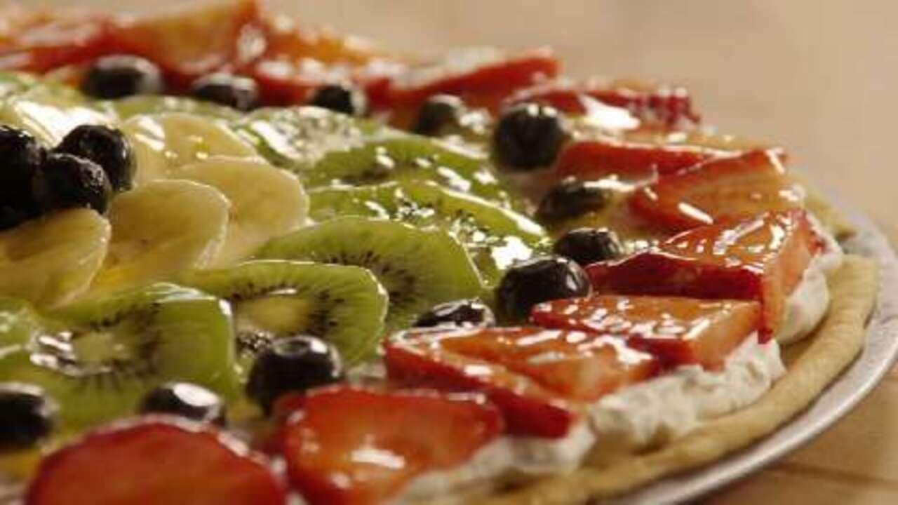 fruit pizza ii video