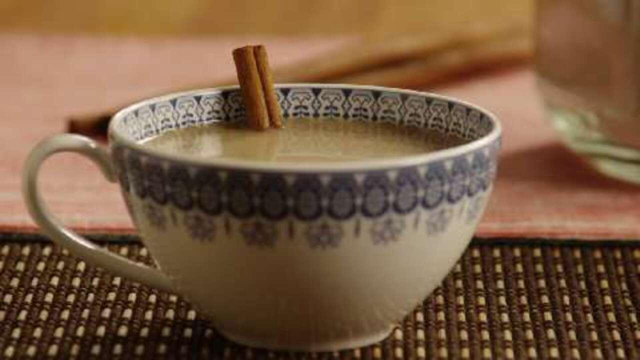 chai tea mix video