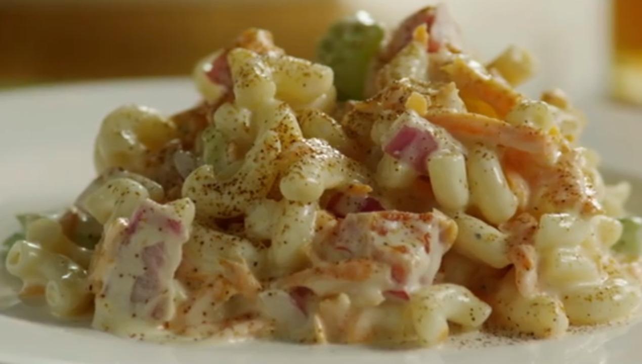 Mom's Best Macaroni Salad Video - Allrecipes.com