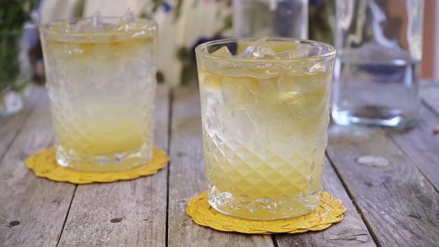 tart apple ginger shrub mp4 video