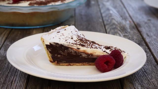 chocolate cream pie ii video