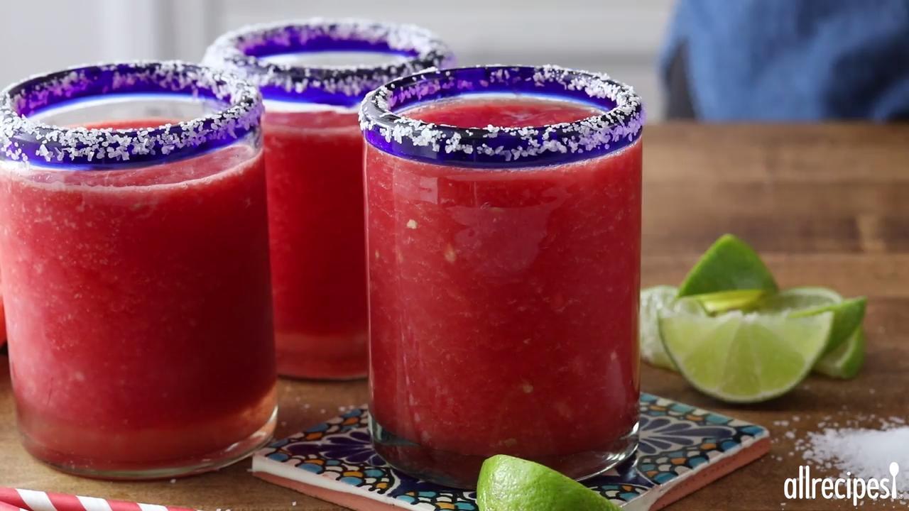 jewels watermelon margaritas video
