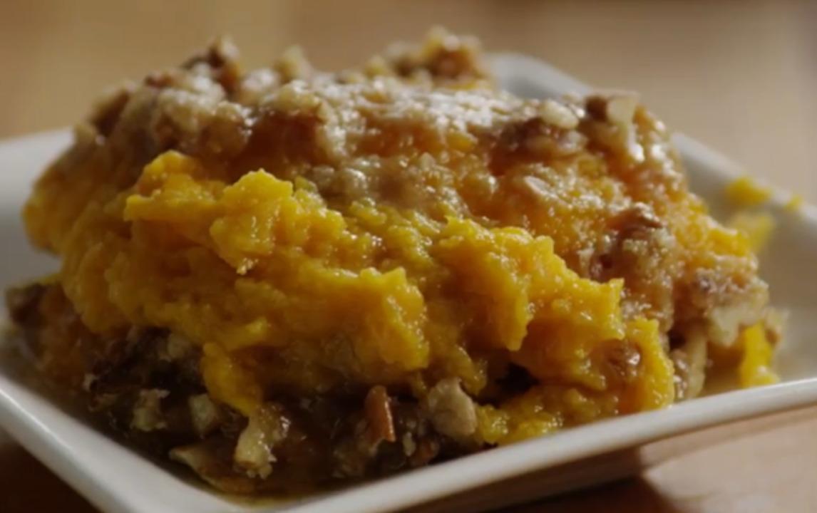 sweet potato casserole ii video