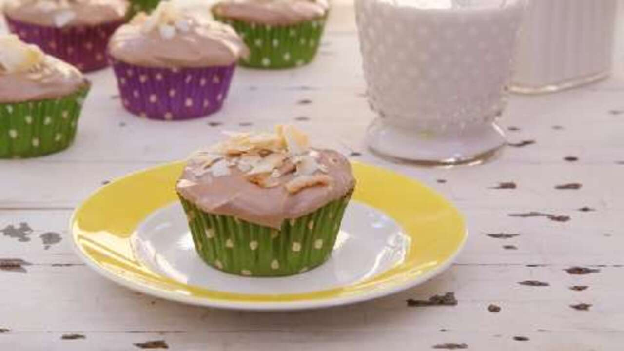 vegan cupcakes video