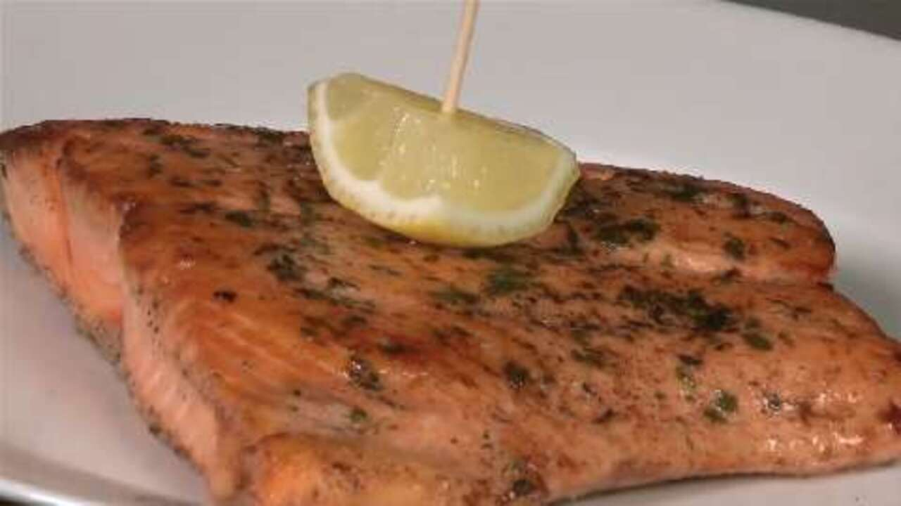 How To Cook Salmon Video Allrecipes