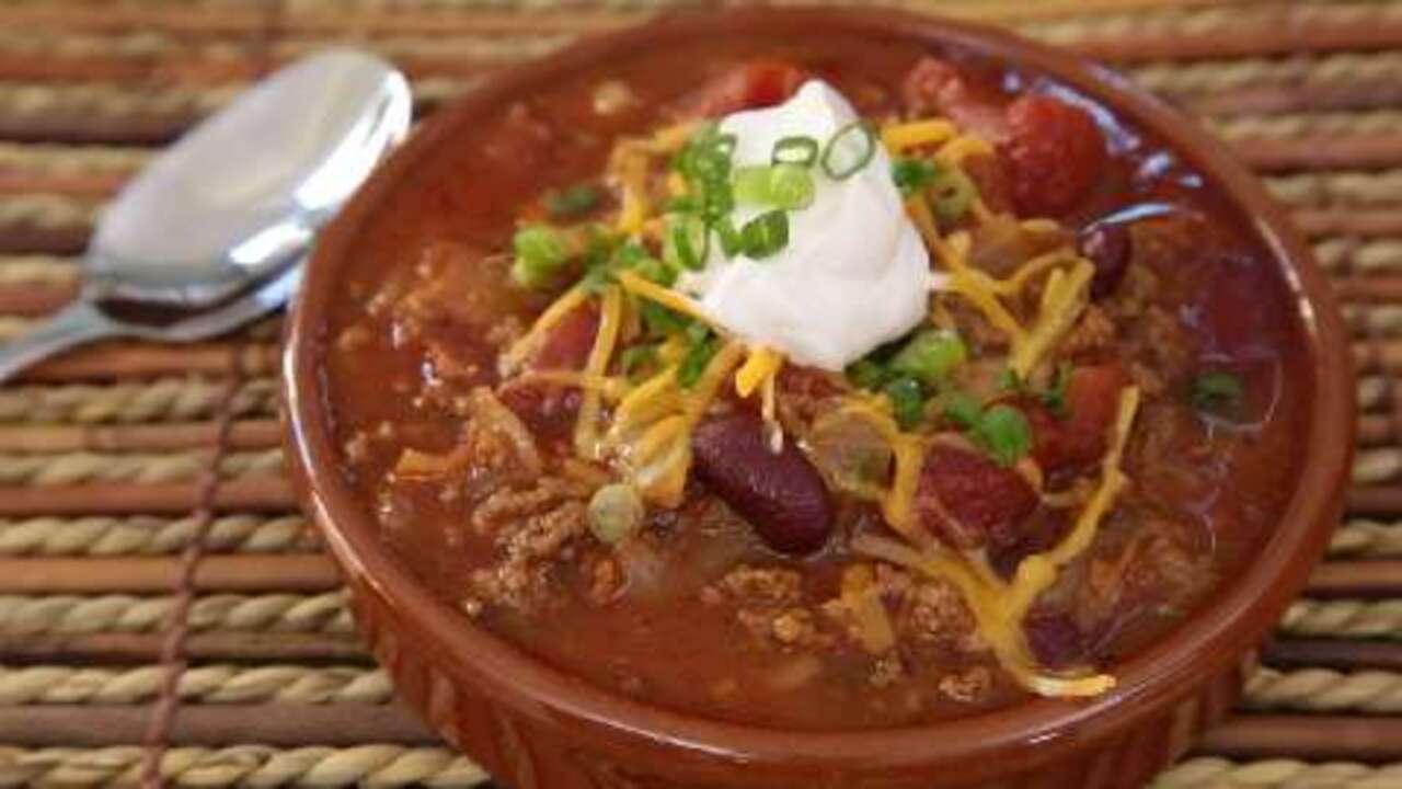 my chili video