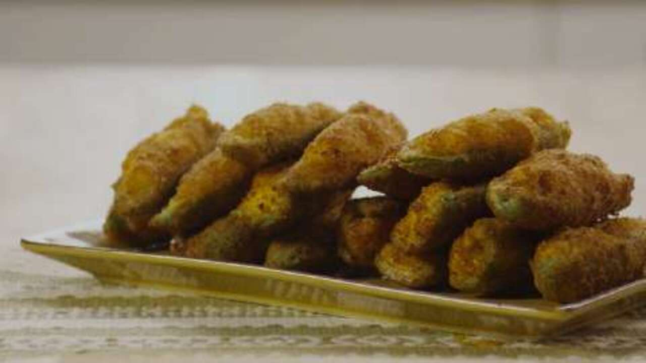best ever jalapeno poppers video